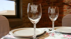 Wedding Glasses Photo