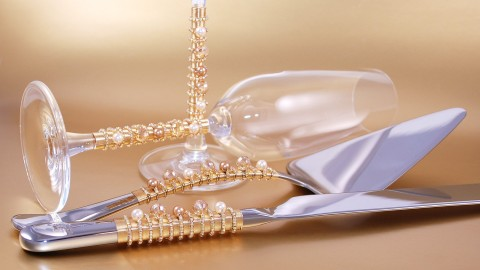 Wedding Glasses wallpapers high quality