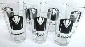Wedding Glasses Wallpaper For Desktop