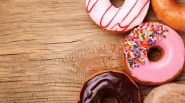 4K Doughnuts Photo Download