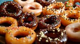 4K Doughnuts Photo#1