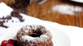 4K Doughnuts Wallpaper For IPhone