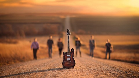 4K Guitar wallpapers high quality