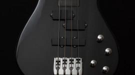 4K Guitar Desktop Wallpaper HD