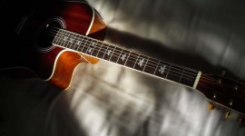 4K Guitar Photo Download