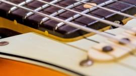 4K Guitar Wallpaper For IPhone
