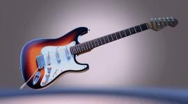 4K Guitar Wallpaper#1