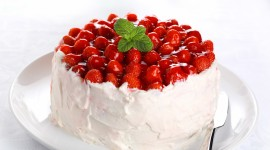 4K Ice Cream Cake Photo Download#1