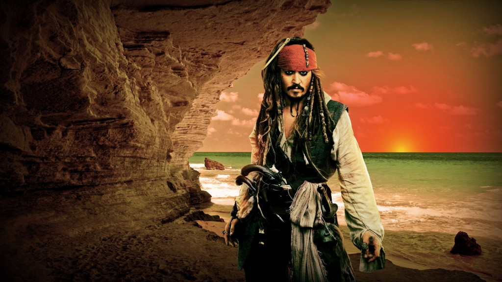 4K Pirates Of The Caribbean wallpapers HD