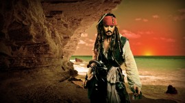 4K Pirates Of The Caribbean Best Wallpaper