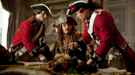 4K Pirates Of The Caribbean Photo