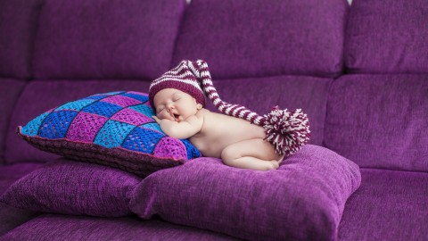 4K Sleeping Babies wallpapers high quality