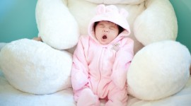 4K Sleeping Babies Photo Download#1