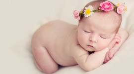 4K Sleeping Babies Photo Free
