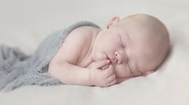 4K Sleeping Babies Photo#1