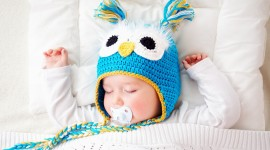 4K Sleeping Babies Wallpaper Free