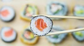 4K Sushi Photo