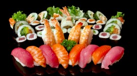 4K Sushi Photo Download