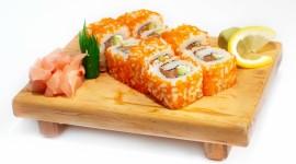 4K Sushi Photo Free