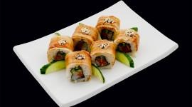 4K Sushi Photo#1