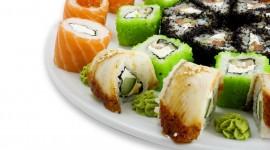 4K Sushi Wallpaper Free