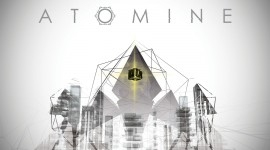 Atomine Wallpaper