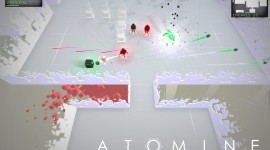 Atomine Wallpaper For PC