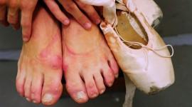Ballerina Legs Photo