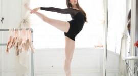 Ballerina Legs Wallpaper For Android#3