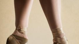 Ballerina Legs Wallpaper For IPhone Download