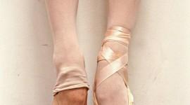 Ballerina Legs Wallpaper For IPhone Free