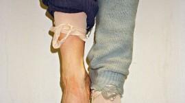 Ballerina Legs Wallpaper For IPhone#1