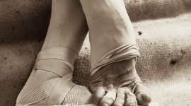 Ballerina Legs Wallpaper For Mobile#5