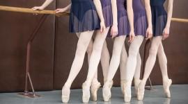 Ballerina Legs Wallpaper Free