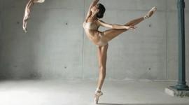 Ballerina Legs Wallpaper Full HD