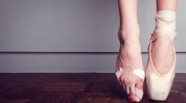 Ballerina Legs Wallpaper HQ