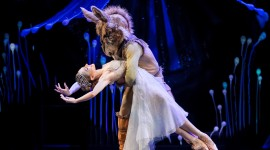 Ballet A Midsummer Night's Dream Best Wallpaper