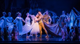 Ballet A Midsummer Night's Dream Wallpaper#1