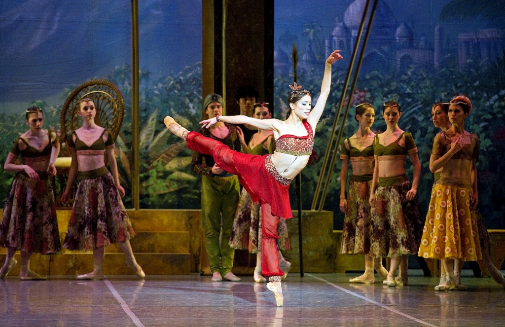 Ballet La Bayadere wallpapers HD