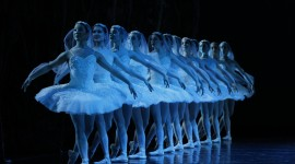 Ballet La Bayadere Desktop Wallpaper HD
