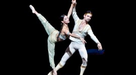 Ballet La Bayadere Photo Download