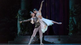 Ballet La Bayadere Wallpaper For Desktop