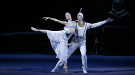 Ballet La Bayadere Wallpaper Full HD