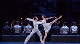 Ballet Romeo And Juliet Photo Free