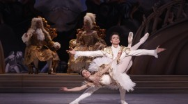 Ballet Sleeping Beauty Photo