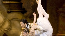 Ballet Sleeping Beauty Wallpaper For Mobile