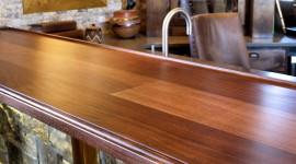 Bar Counter Wallpaper