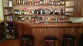 Bar Counter Wallpaper High Definition