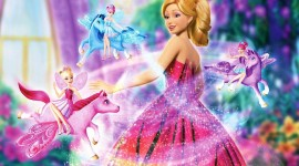 Barbie A Fairy Secret Wallpaper