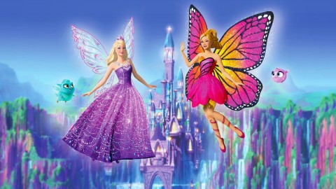 Barbie Mariposa & The Fairy Princess wallpapers high quality